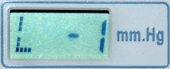 tonometer's display-3